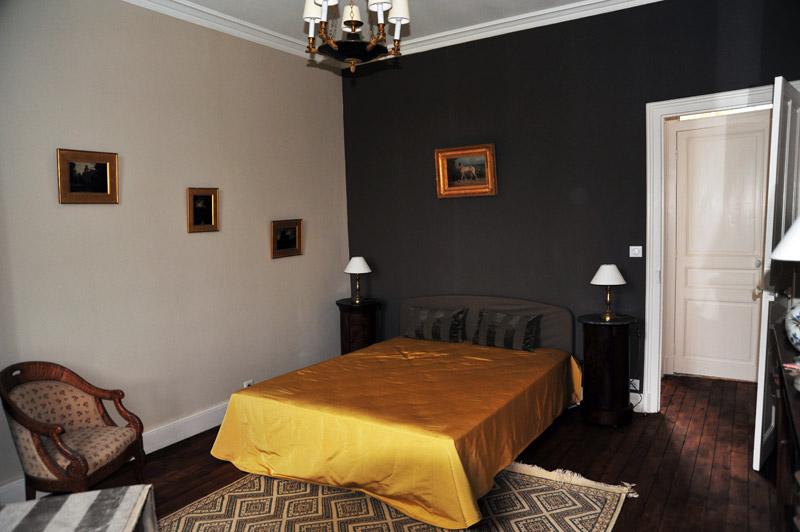 Chambre beige for Chambre beige et gris